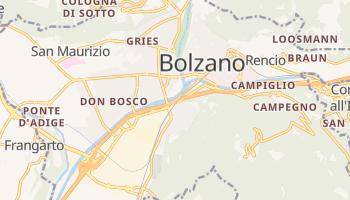 Mappa online di Bolzano