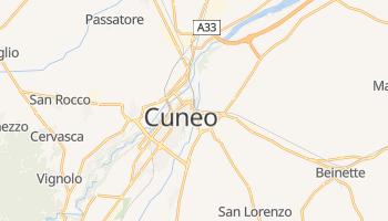 Mappa online di Cuneo