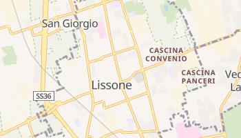 Mappa online di Lissone