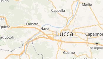 Mappa online di Lucca