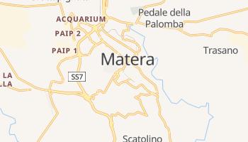 Mappa online di Matera