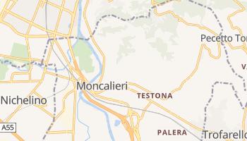 Mappa online di Moncalieri