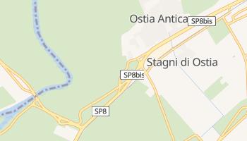 Mappa online di Ostia
