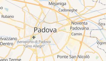 Mappa online di Padova