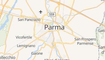 Mappa online di Parma