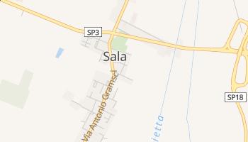 Mappa online di Sala Bolognese