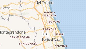 Mappa online di San Benedetto del Tronto