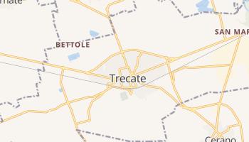 Mappa online di Trecate