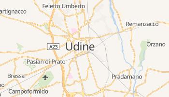 Mappa online di Udine