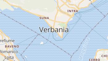Mappa online di Verbania