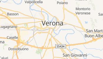 Mappa online di Verona
