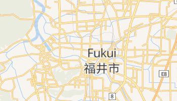 Mappa online di Fukui