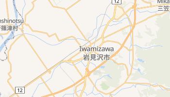 Mappa online di Iwamizawa