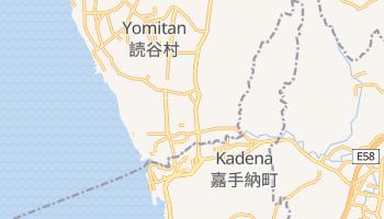 Mappa online di Kadena Air Force Base