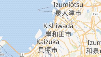 Mappa online di Kishiwada