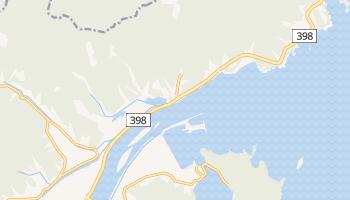 Mappa online di Kitakami