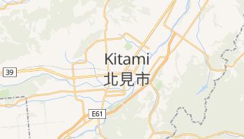 Mappa online di Kitami