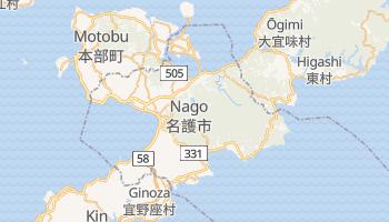 Mappa online di Nago