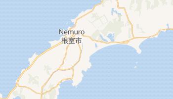 Mappa online di Nemuro