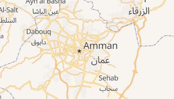 Mappa online di Amman