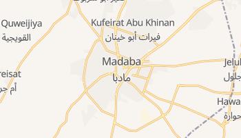 Mappa online di Madaba