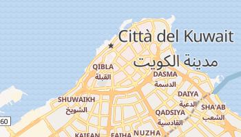 Mappa online di Al-Kuwait