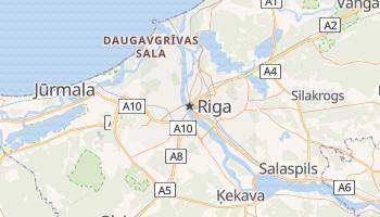 Mappa online di Riga