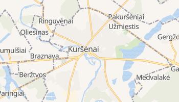 Mappa online di Kuršėnai