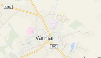 Mappa online di Varniai
