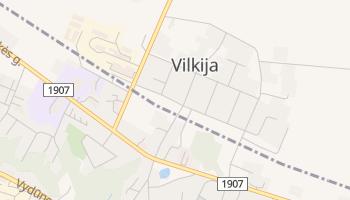 Mappa online di Vilkija
