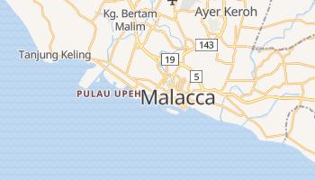 Mappa online di Malacca