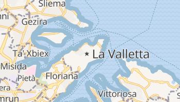 Mappa online di La Valletta