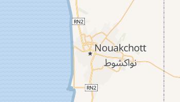 Mappa online di Nouakchott