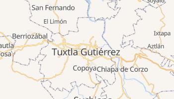 Mappa online di Tuxtla Gutiérrez