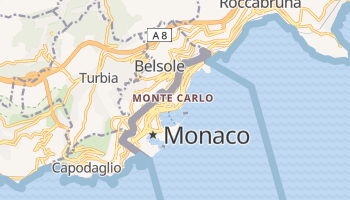 Mappa online di Monte Carlo