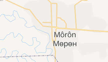Mappa online di Morón