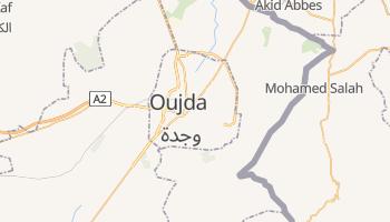 Mappa online di Oujda
