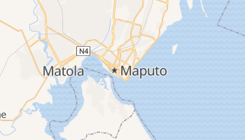 Mappa online di Maputo