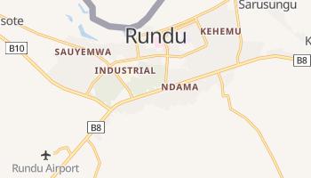 Mappa online di Rundu