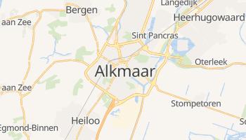 Mappa online di Alkmaar