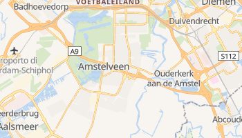 Mappa online di Amstelveen