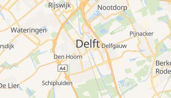 Mappa online di Delft