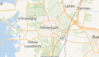 Mappa online di Hilversum