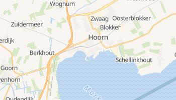 Mappa online di Hoorn