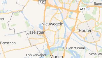 Mappa online di Nieuwegein