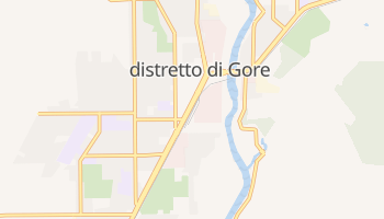 Mappa online di Gore