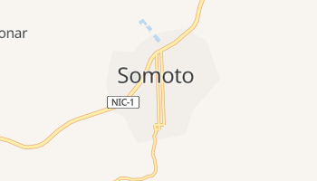 Mappa online di Somoto