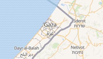 Mappa online di Gaza