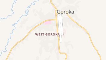 Mappa online di Goroka