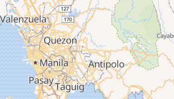 Mappa online di Antipolo